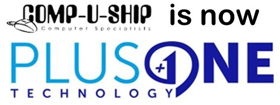 compuship is now plus one technology